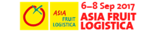 Come meet us at ASIA FRUIT LOGISTICA in Hong Kong!
